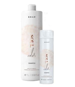 Фото - BRAÉ Soul color Shampoo – Шампунь для окрашенных волос
