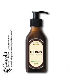 Фото - Комплекс масел для роста и восстановления волос THERAPY от Dr. Sorbie